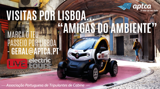 Tours por Lisboa com a Live Electric Tours