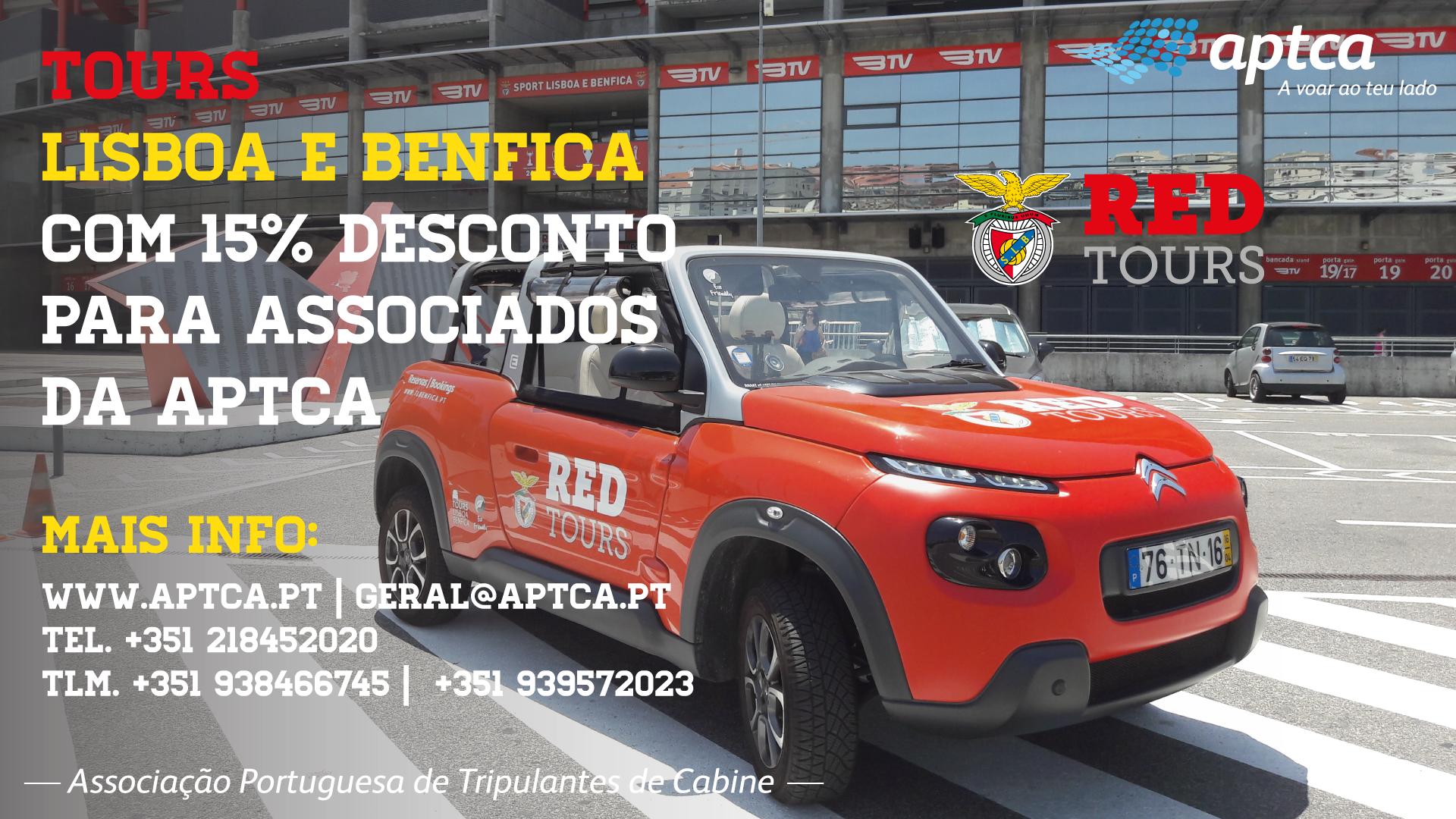 Viagens alternativas por Lisboa com as Tours Lisboa e Benfica