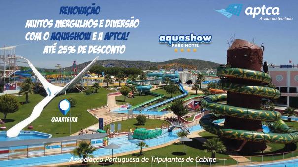 Renovação de Protocolo com o Aquashow Park Hotel