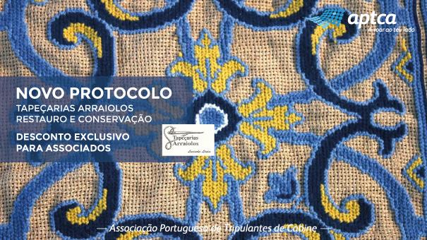 Restauro e Conservação de Tapetes de Arraiolos