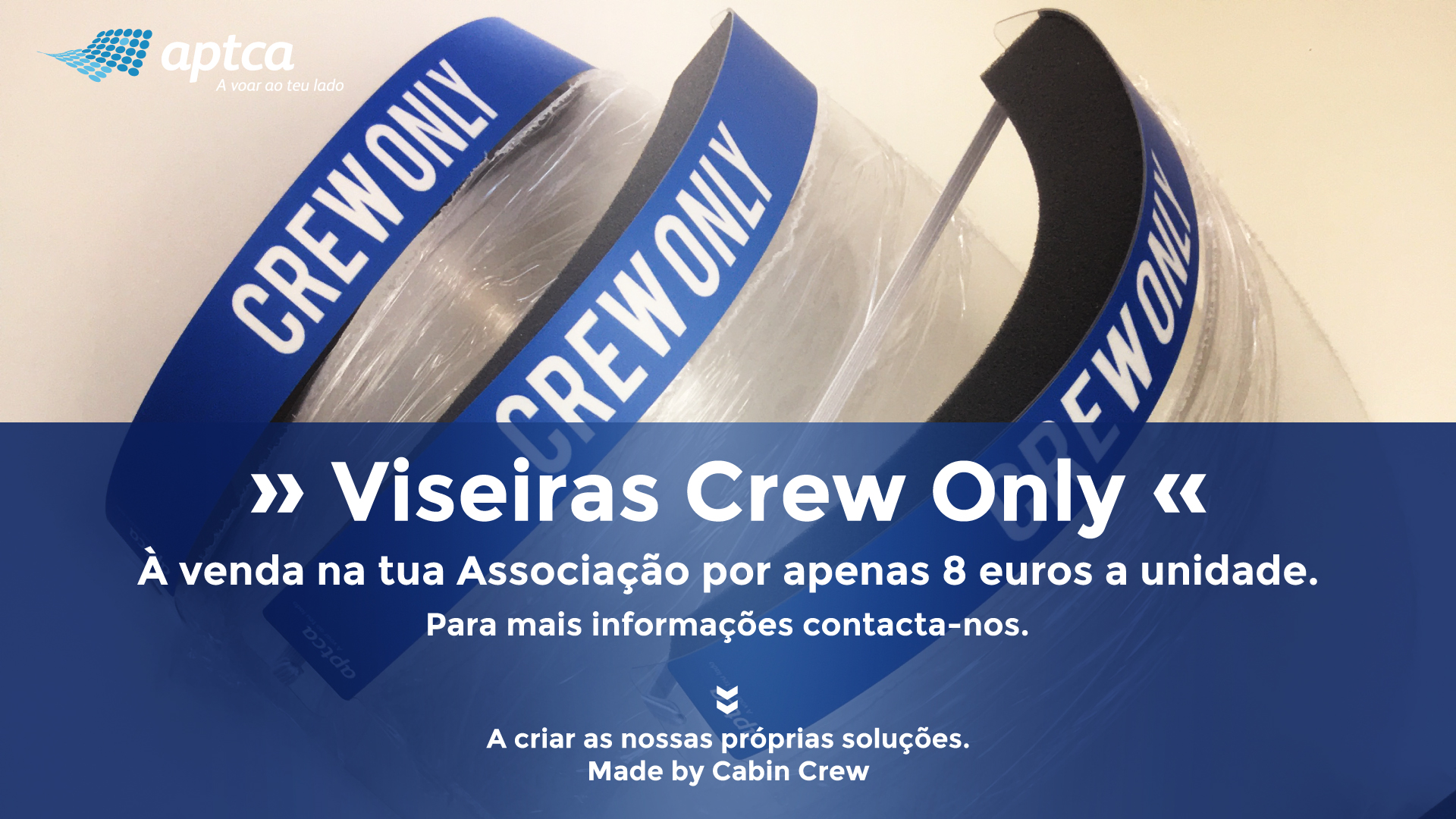 Viseira Crew Only